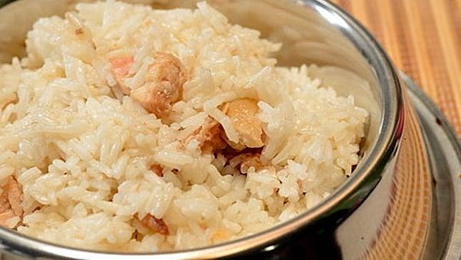 Como preparar arroz para dieta