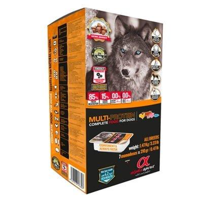 alpha spirrit comida para perros