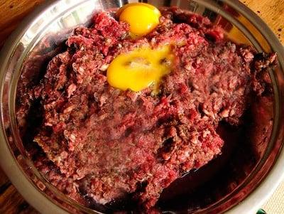 receta de carne para perros