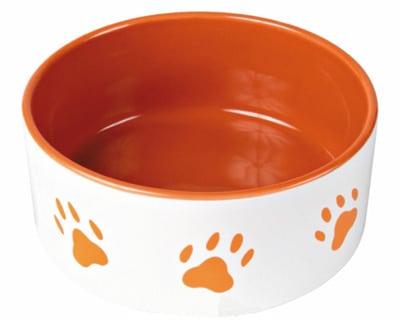 comedero fabricado con ceramica
