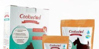 cookieswil comida deshidratada